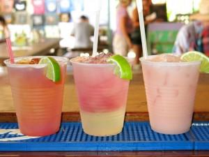 island drinks St John bars
