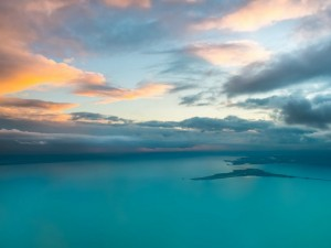 USVI travel by plane into St Thomas US Virgin Islands