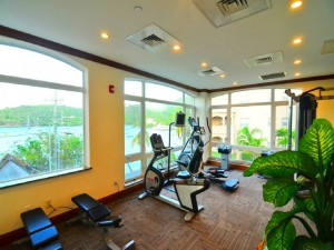 Grande Bay Resort exercise room