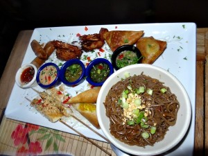 Rhumblines Restaurant Cruz Bay St John USVI