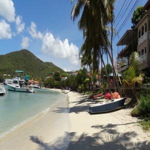 Cruz Bay St John US virgin Islands