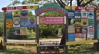 Located in Coral Bay